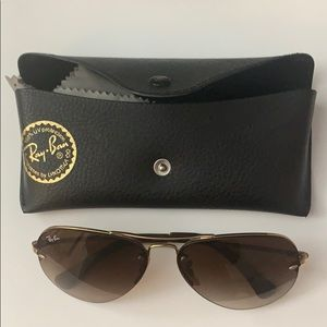 Ray-Ban Accessories - Ray ban sunglasses with case